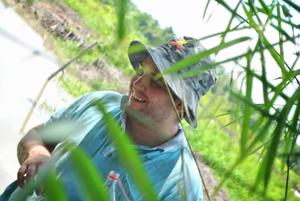 Green Day: Crunch plantation in Phu An